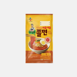 Spicy chewy noodle