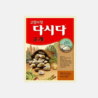 Soup stock clam flavor