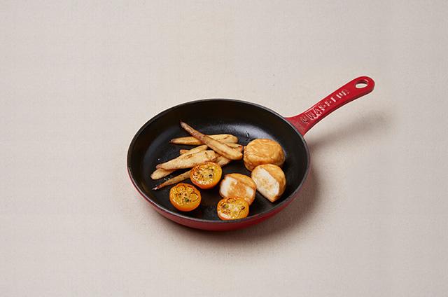 제철채소구이를 곁들인 마늘닭구이 만들기 8단계 사진