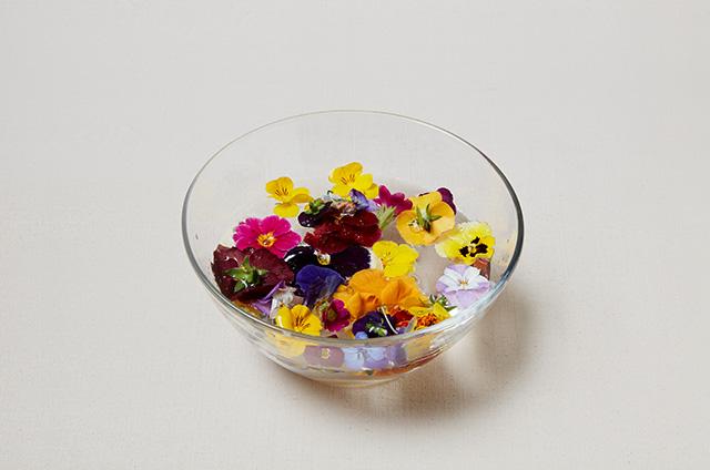 레몬꽃식초 만들기 3단계 사진