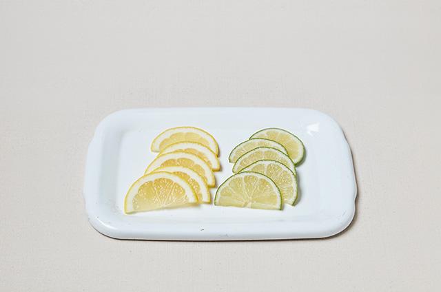 레몬꽃식초 만들기 4단계 사진