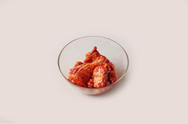 치즈퐁듀 닭갈비 만들기 4단계 사진