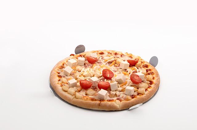 스프링 포테이토 피자 만들기 5단계 사진