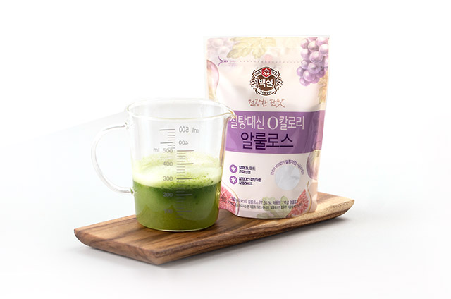 과일야채 건강음료 만들기 4단계 사진