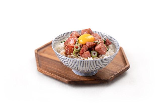 통목살 스테이크 덮밥 만들기 9단계 사진