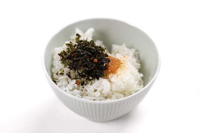 김치 날치알 유부초밥 만들기 4단계 사진