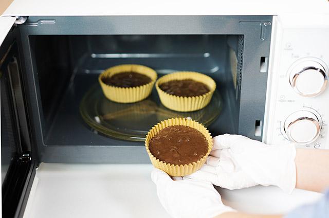 브라우니&스윗메이플 팬케익 만들기 5단계 사진