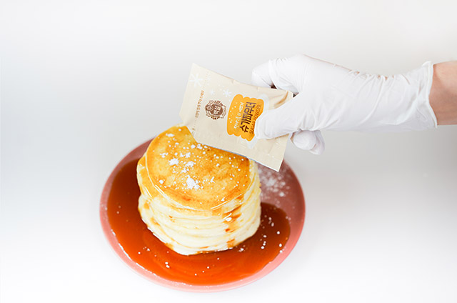 브라우니&스윗메이플 팬케익 만들기 10단계 사진