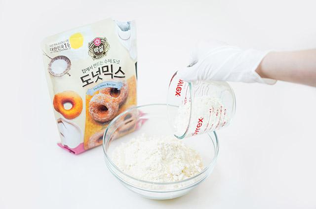 딸기 팡도르 만들기 3단계 사진