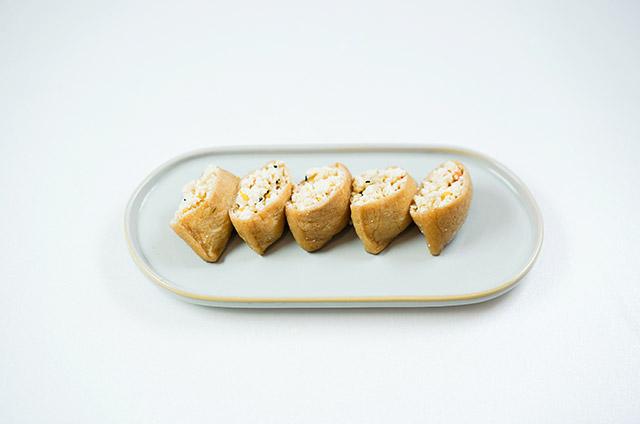 두부 유부초밥과 두부볼 주먹밥 만들기 5단계 사진