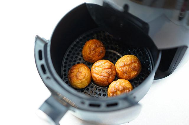 두부 유부초밥과 두부볼 주먹밥 만들기 6단계 사진